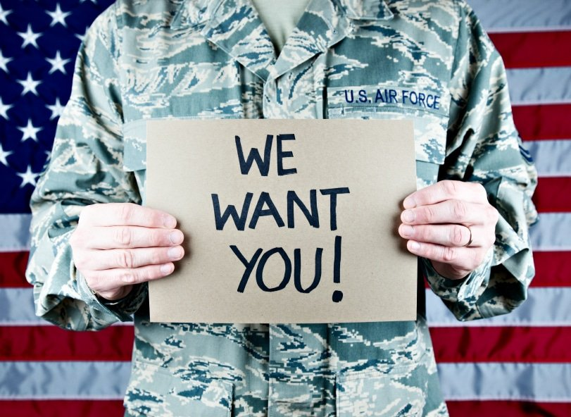 military recruiting locations