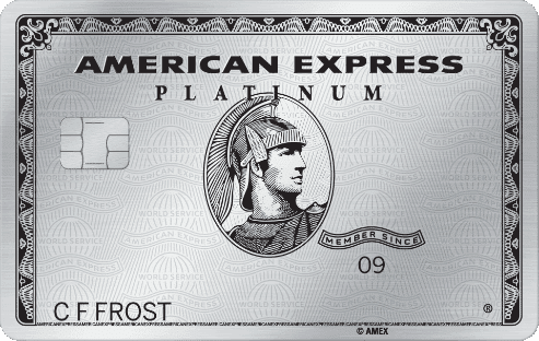 AMEX Platinum Credit Card