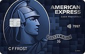 Blue Cash Preferred AMEX Military